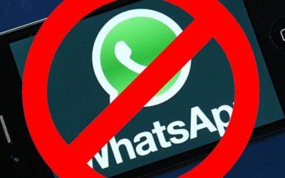 No uses Whatsapp para tu negocio o empresa!