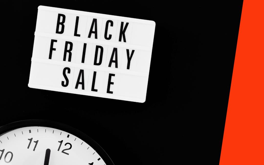 ¿Cómo vender más en Black Friday?